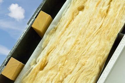 Isolering af tagflade - Efterisolering sparer penge