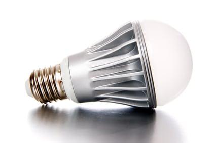 Eksempel på LED pærer