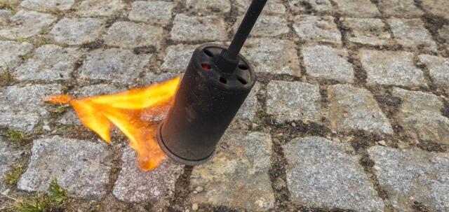 Ukrudtsbrænder