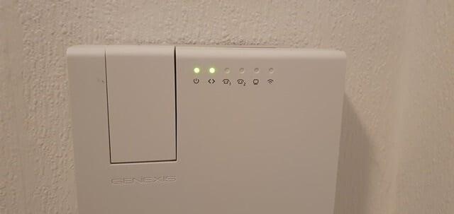 Wifi forbindelse